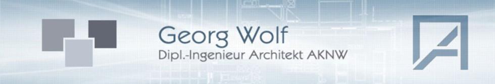 Georg Wolf Architekt